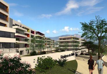 Immobilier Corse - Résidence du Stiletto